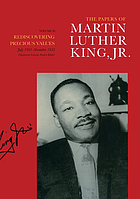 The papers of Martin Luther King, Jr./ 2, Rediscovering precious values : July 1951 - November 1955 / vol. ed. Ralph E. Luker ..