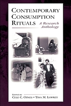 Contemporary consumption rituals : a research anthology