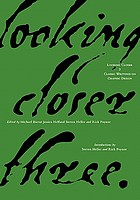 Looking closer 3, Classic writings on graphic design