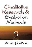 Qualitative Research and Evaluation Methods cover image