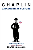 Chaplin and American culture : the evolution of a star image