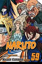 Naruto. Vol. 59, The five kage