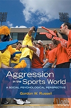 Aggression in the sports world : a social psychological perspective