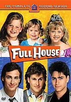 Full house. The complete second season