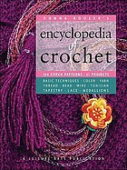 Donna Kooler's encyclopedia of crochet.