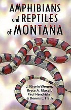 Amphibians and reptiles of Montana