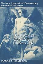 The book of Genesis : chapters 1-17