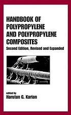 Handbook of polypropylene and polypropylene composites