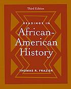 Readings in African-American history