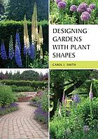Designing gardens with plant shapes