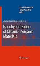 Nano-hybridization of organic-inorganic materials