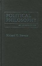 Political philosophy : an introduction