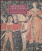 Medieval tapestries in the Metropolitan Museum of Art