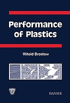 Performance of plastics