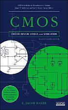 CMOS : circuit design, layout, and simulation
