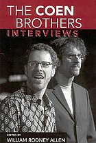 The Coen brothers : interviews