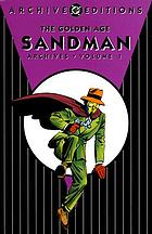 The golden age Sandman archives.
