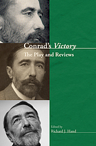 Conrad's Victory : the play and reviews
