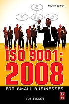 ISO 9001 : 2008 for small businesses