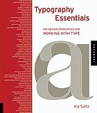 Typography essentials : 100 design principles for working with type