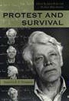 Protest and survival : essays for E.P. Thompson