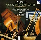 4 Ouvertüren (Suites) BWV 1066-1069 Ouvertüre BWV 1070