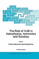 The role of VLBI in astrophysics, astrometry, and geodesy