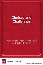 Choices and challenges : charter school performance in perspective