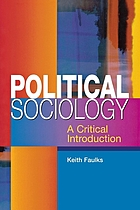 Political sociology : a critical introduction