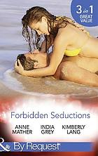 Forbidden seductions