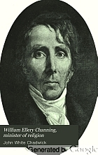 William Ellery Channing, minister of religion