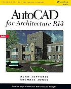 AutoCAD for architecture : release 13