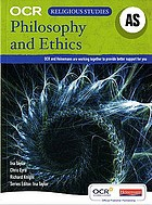 OCR AS religious studies philosophy and ethics.