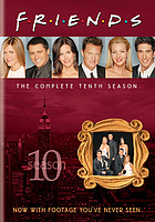 Friends. The complete tenth season, disc 3