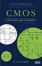 CMOS circuit design, layout, and simulation