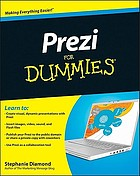 Prezi for dummies course. Framing and positioning ideas in a Prezi