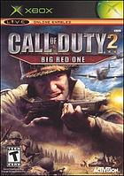 Call of duty 2 : big red one.