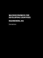 Macroeconomics for developing countries