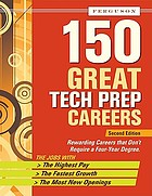 150 great tech prep careers.