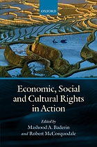Economic, social and cultural rights in action