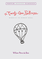 The twenty-one balloons,