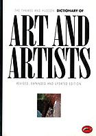 The Thames and Hudson dictionary of art and artists