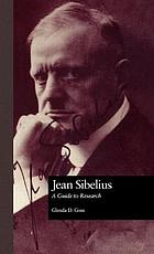 Jean Sibelius : a guide to research