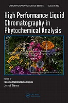 High performance liquid chromatography in phytochemical analysis