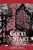 Good start : a guidebook for new faculty in liberal arts colleges