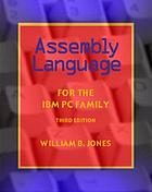 Assembly language : programming for the IBM PC family