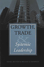 Growth, trade & systemic leadership