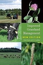 Improved Grassland Management.