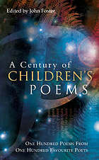 A century of children's poems