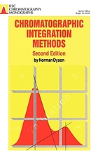 Chromatographic integration methods